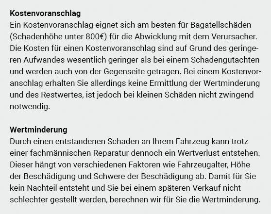 KFZ-Sachverständiger in der Nähe von  Oberriexingen